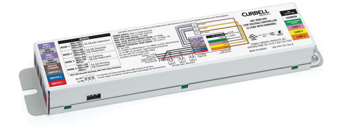 lvc 2000 lvc 2000 series low voltage controllers curbell medical